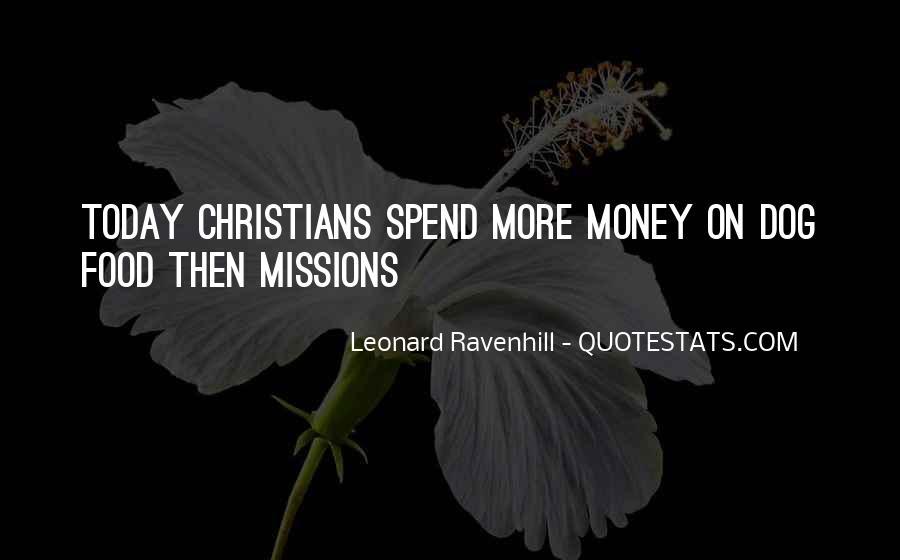 Leonard Ravenhill Quotes #576739