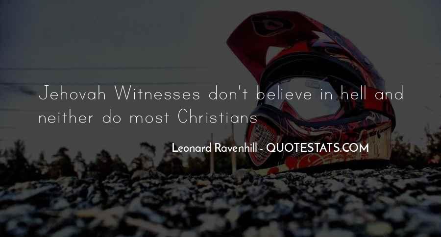 Leonard Ravenhill Quotes #596937