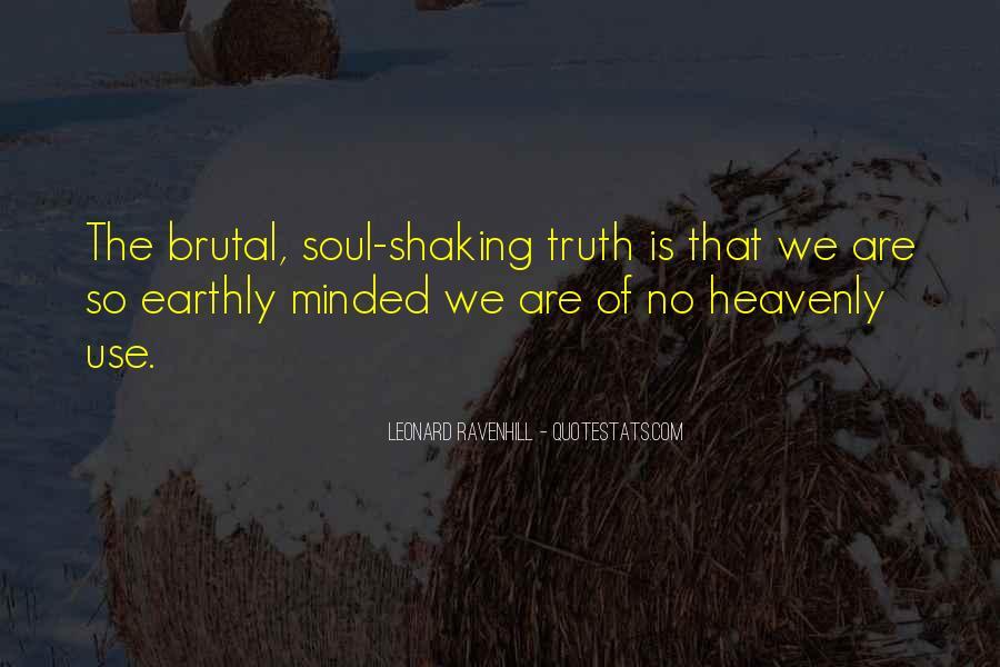 Leonard Ravenhill Quotes #635128