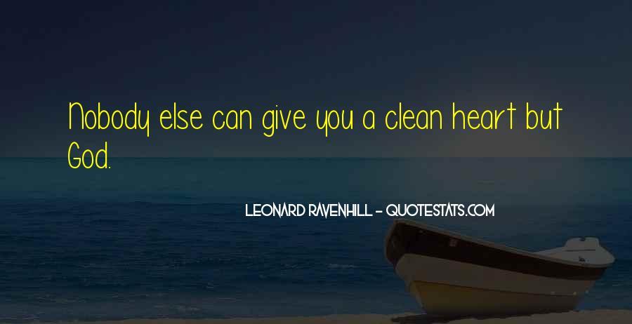 Leonard Ravenhill Quotes #659204