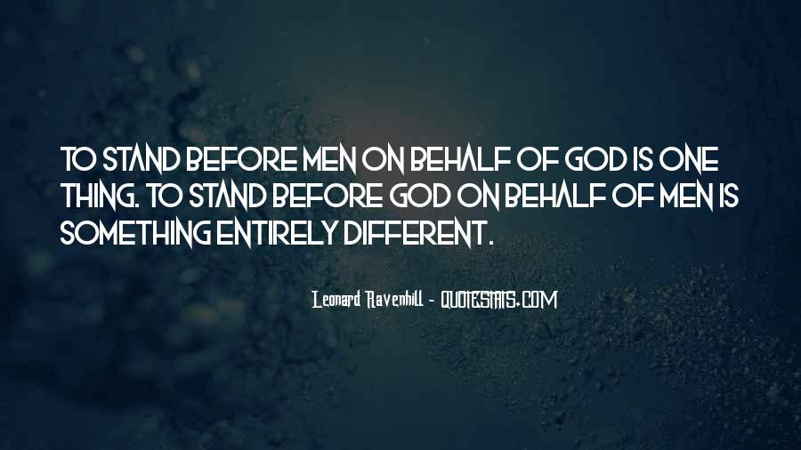 Leonard Ravenhill Quotes #66593