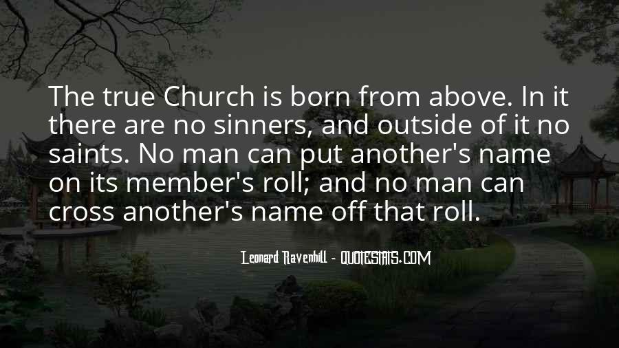 Leonard Ravenhill Quotes #66895