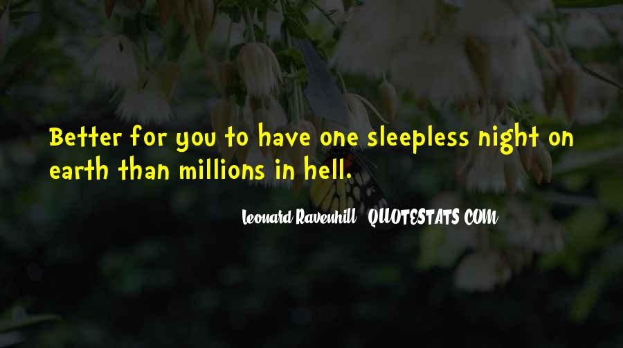 Leonard Ravenhill Quotes #689394
