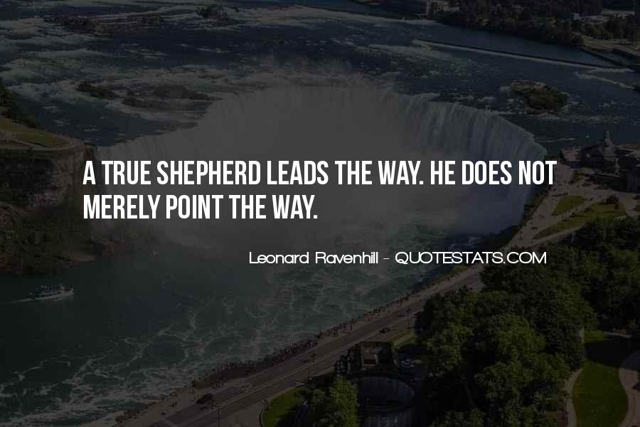 Leonard Ravenhill Quotes #691821
