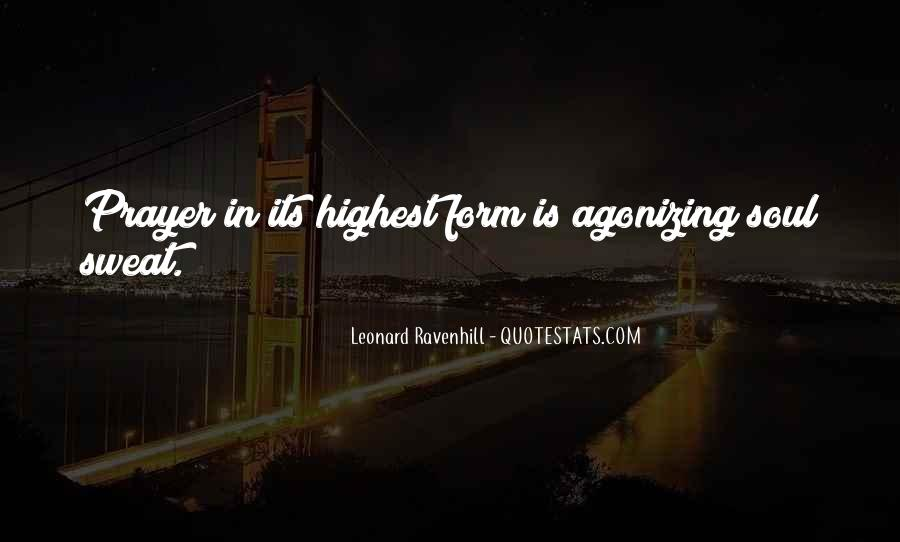 Leonard Ravenhill Quotes #701079