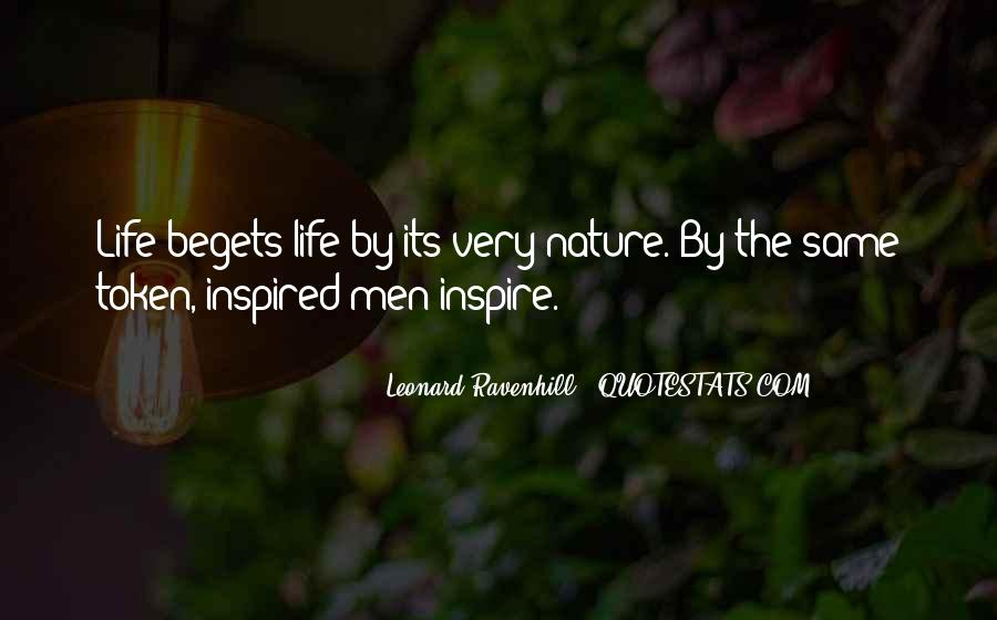 Leonard Ravenhill Quotes #739173