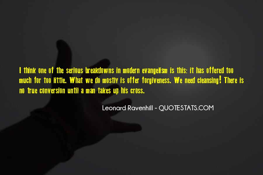 Leonard Ravenhill Quotes #76256