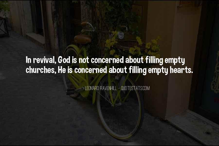 Leonard Ravenhill Quotes #92885