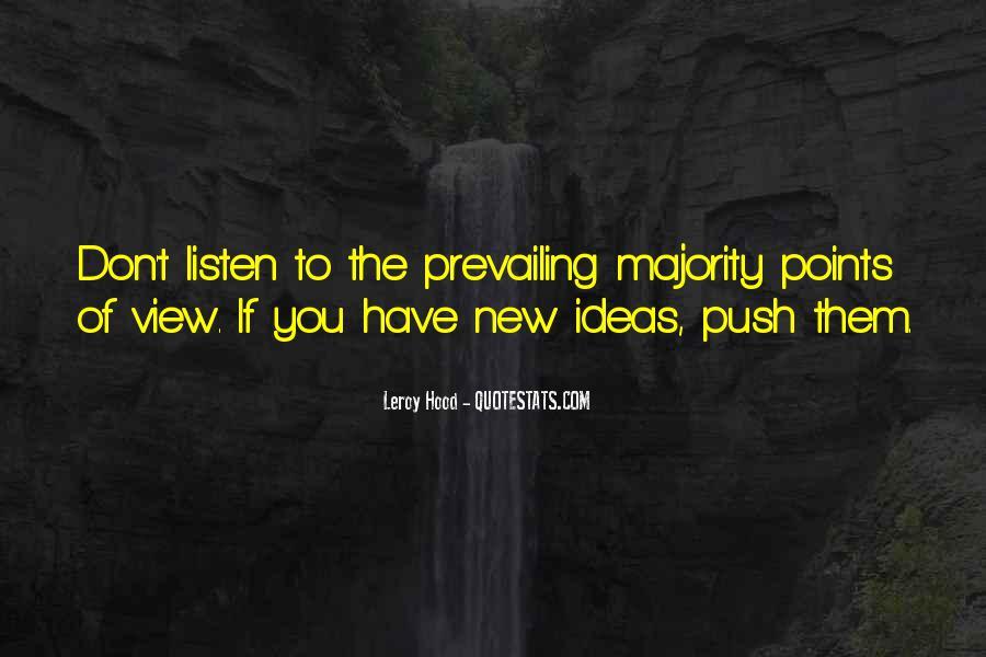 Leroy Hood Quotes #1042813