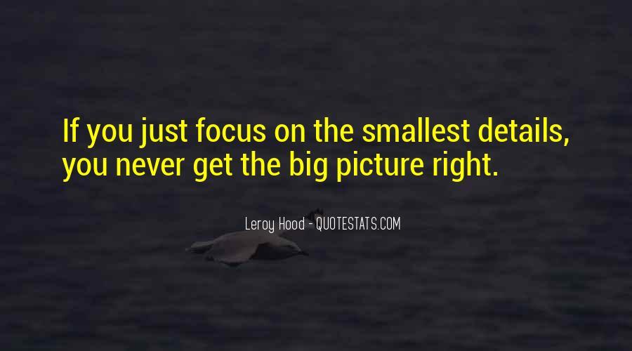 Leroy Hood Quotes #1098115