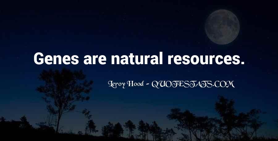 Leroy Hood Quotes #1308124
