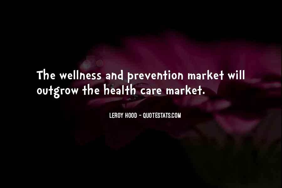 Leroy Hood Quotes #1837876