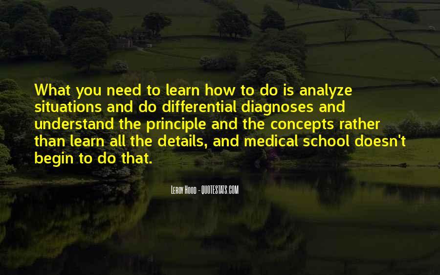 Leroy Hood Quotes #432509