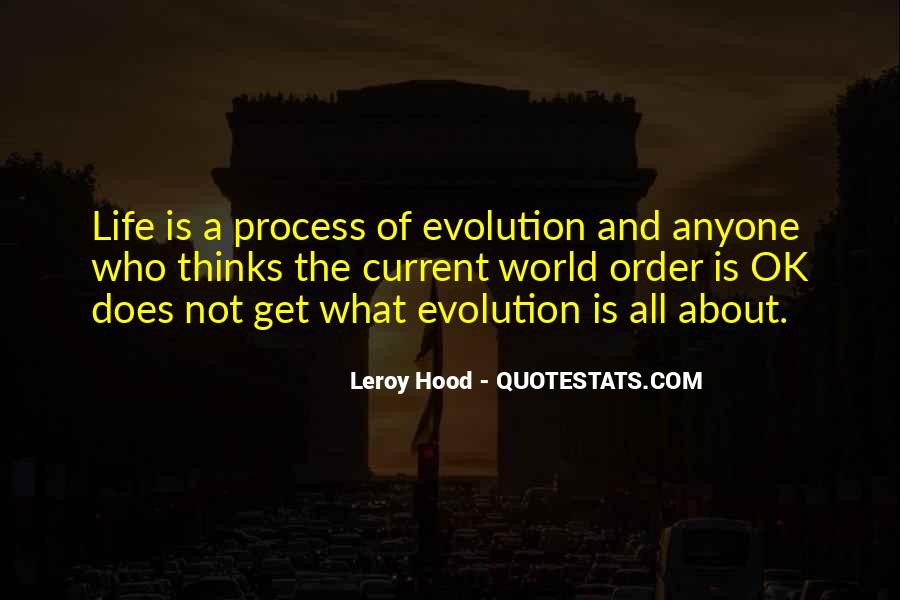 Leroy Hood Quotes #555427