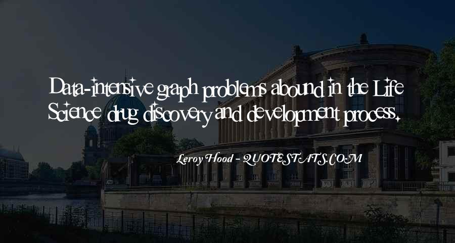 Leroy Hood Quotes #606868