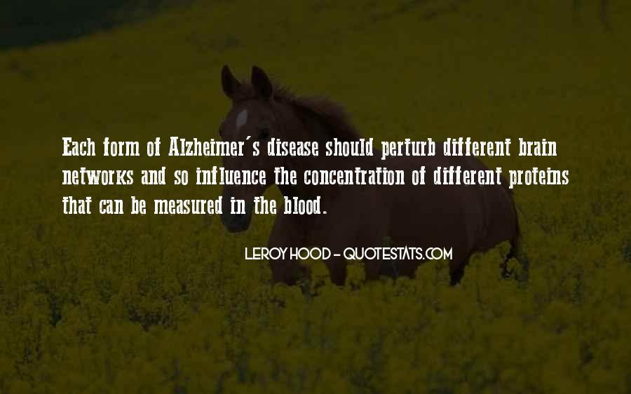 Leroy Hood Quotes #958994