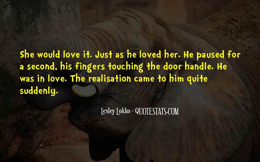 Lesley Lokko Quotes #1575849