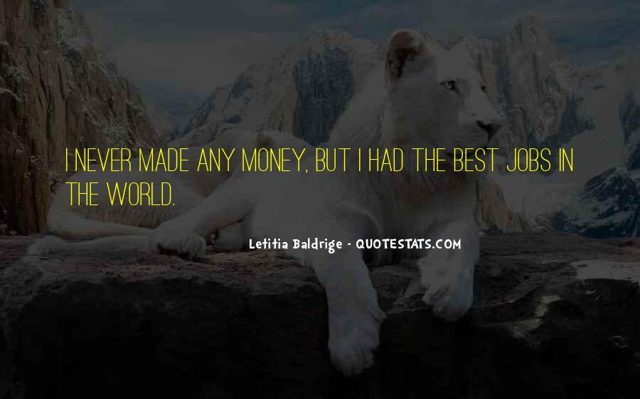 Letitia Baldrige Quotes #110677