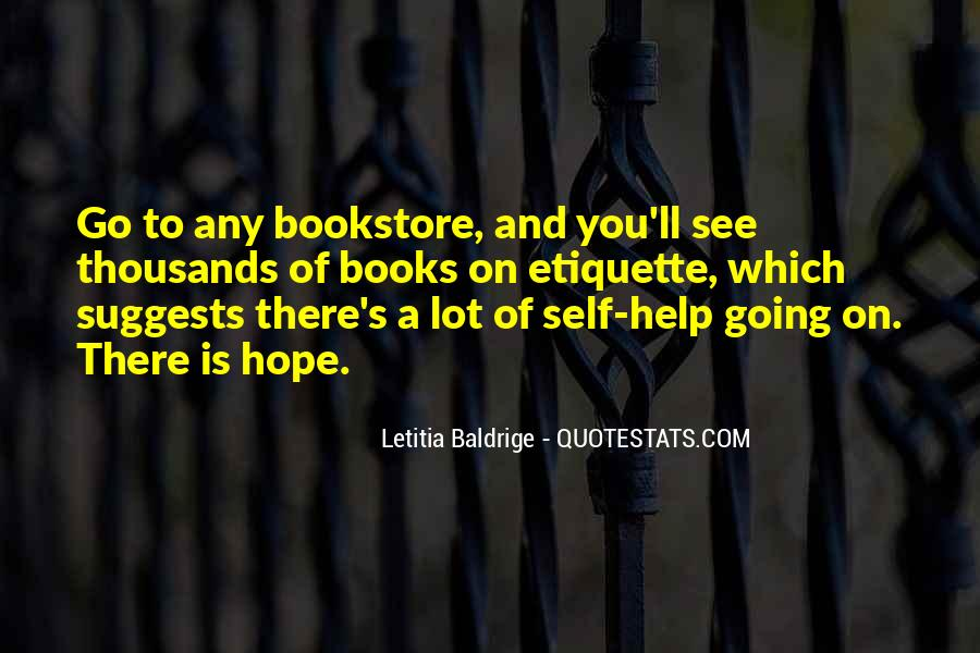 Letitia Baldrige Quotes #1827109