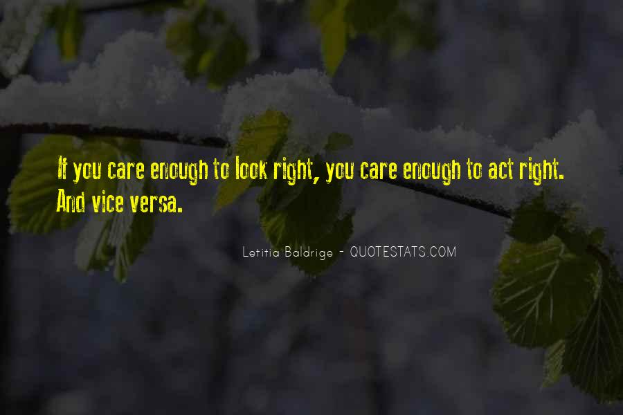 Letitia Baldrige Quotes #362685