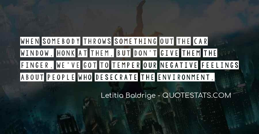 Letitia Baldrige Quotes #513616