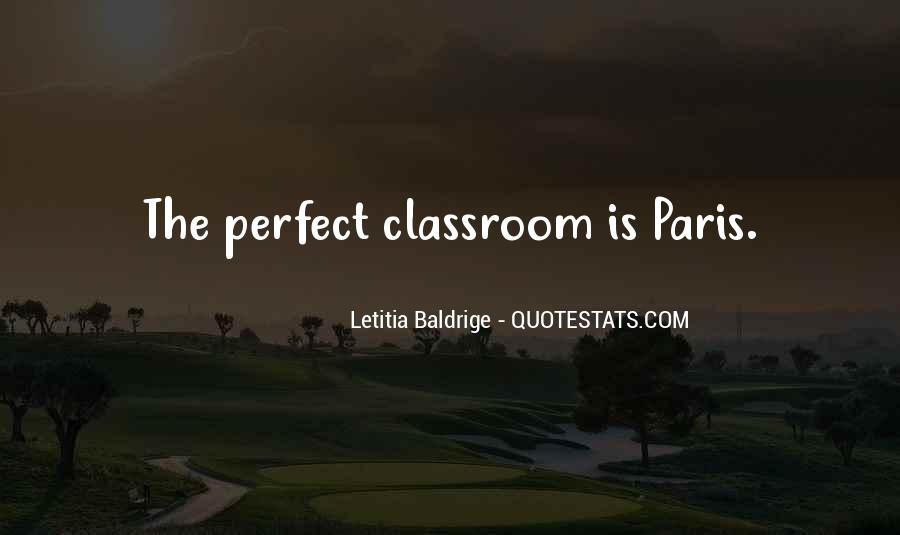 Letitia Baldrige Quotes #650746