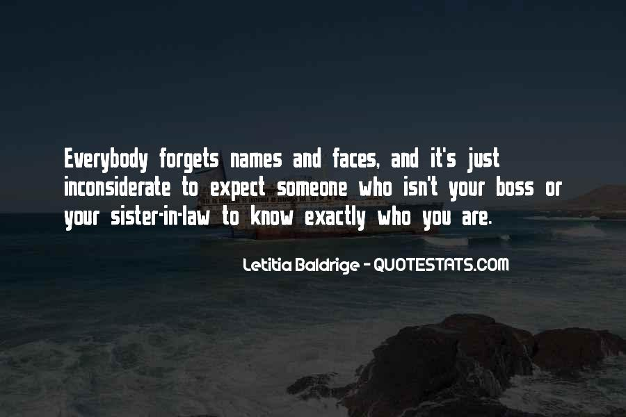Letitia Baldrige Quotes #750714