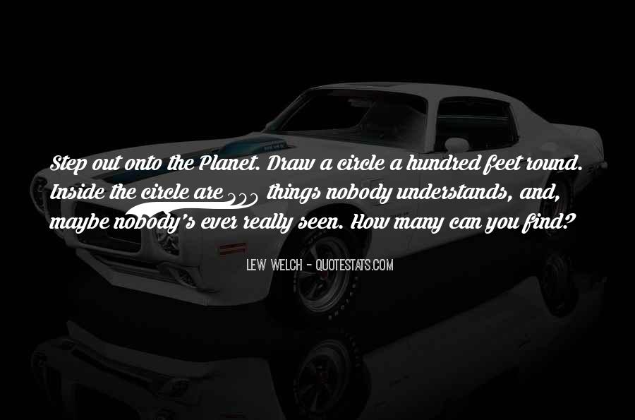Lew Welch Quotes #1037842