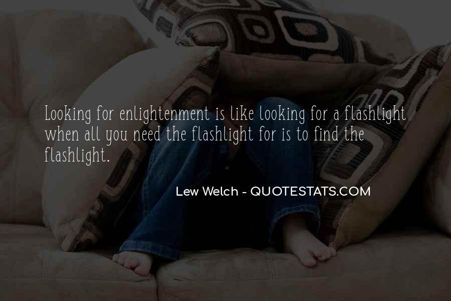 Lew Welch Quotes #196366