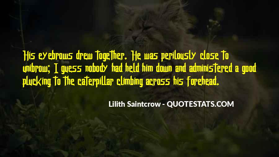 Lilith Saintcrow Quotes #1414904