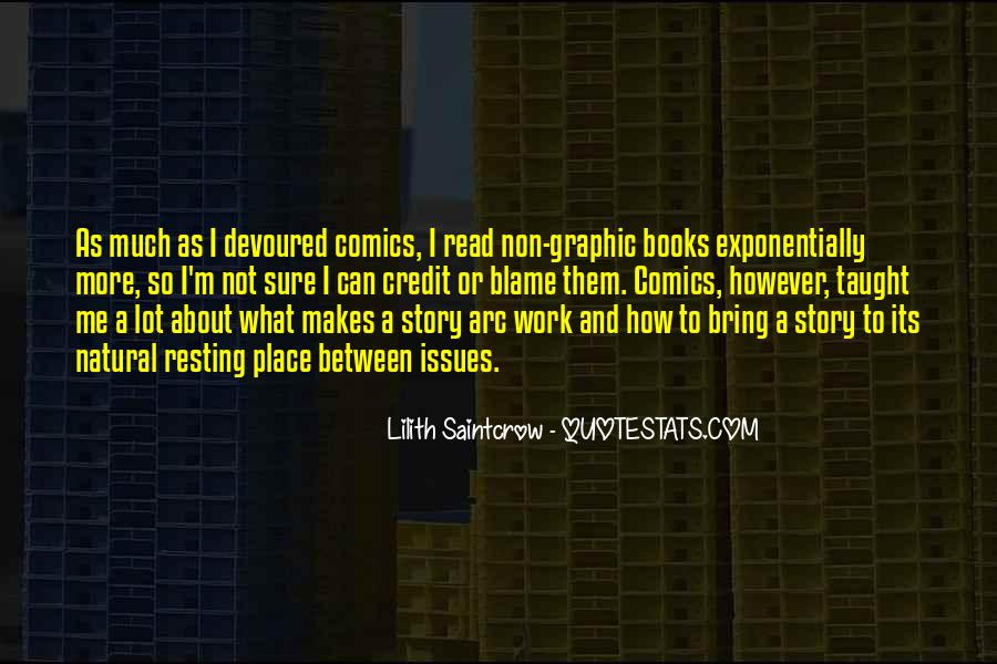 Lilith Saintcrow Quotes #1517832