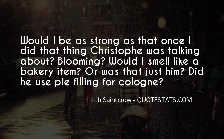 Lilith Saintcrow Quotes #17321