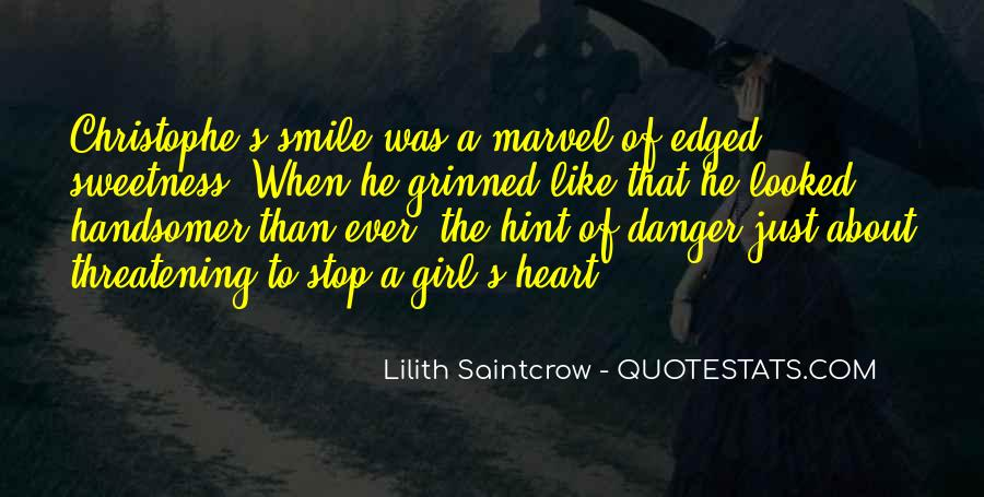 Lilith Saintcrow Quotes #241294