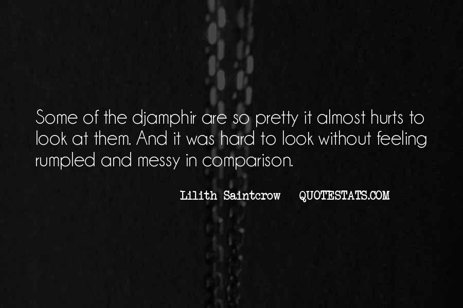 Lilith Saintcrow Quotes #776449