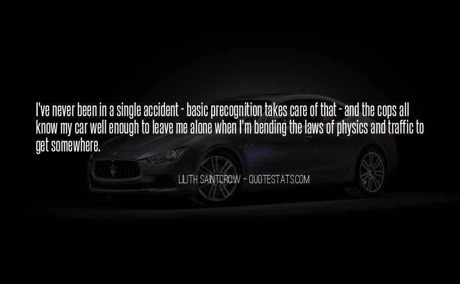 Lilith Saintcrow Quotes #896669