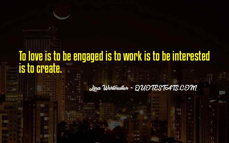 Lina Wertmuller Quotes #1116431