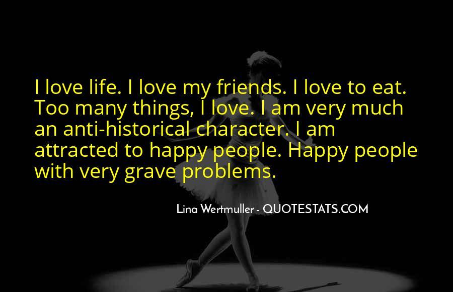 Lina Wertmuller Quotes #379853