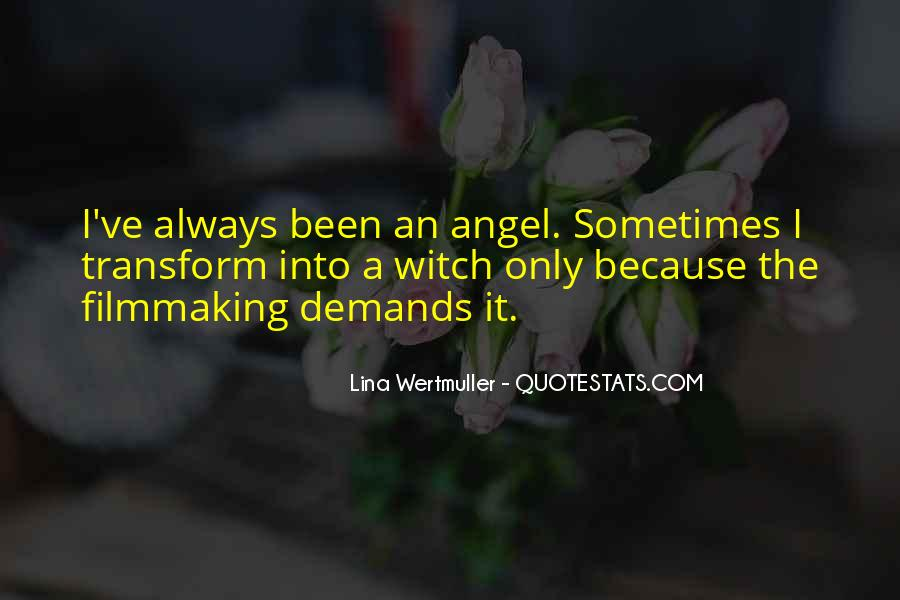 Lina Wertmuller Quotes #815621