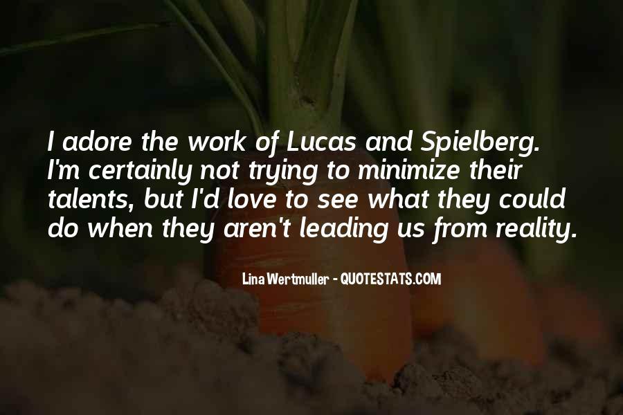 Lina Wertmuller Quotes #901096