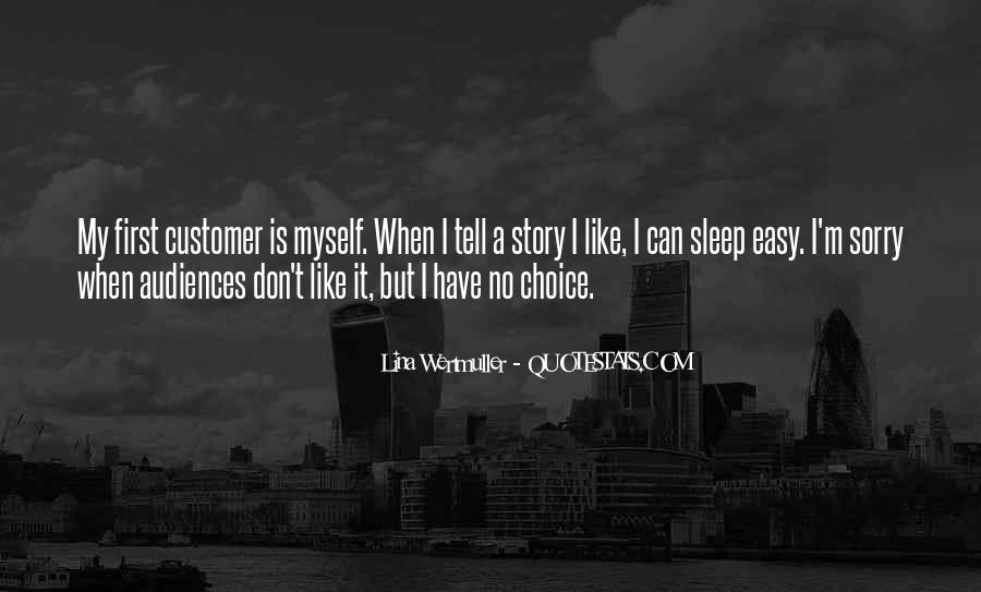 Lina Wertmuller Quotes #938928