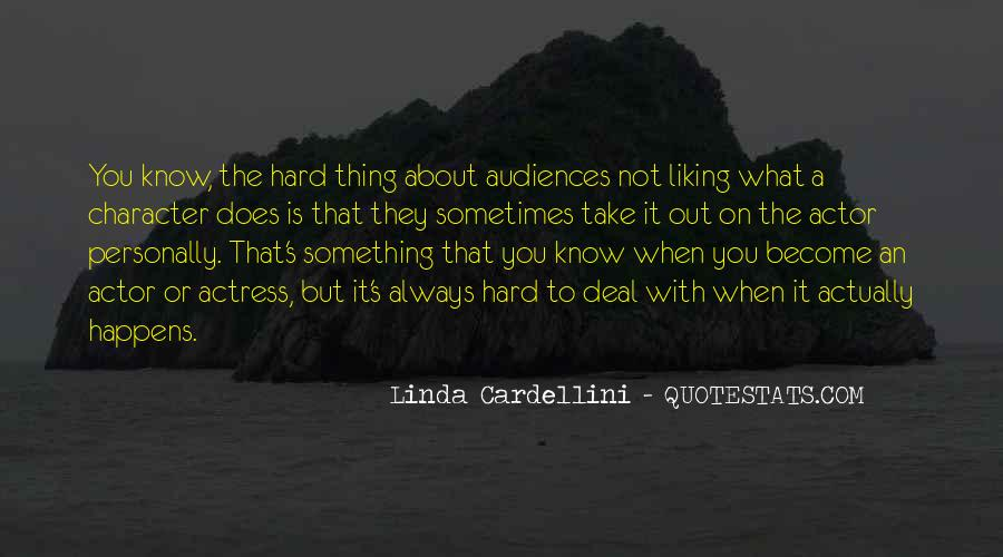 Linda Cardellini Quotes #1330834