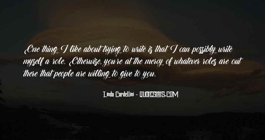 Linda Cardellini Quotes #1622727
