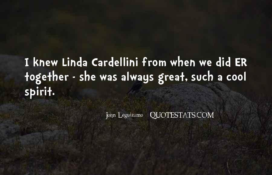 Linda Cardellini Quotes #1736485