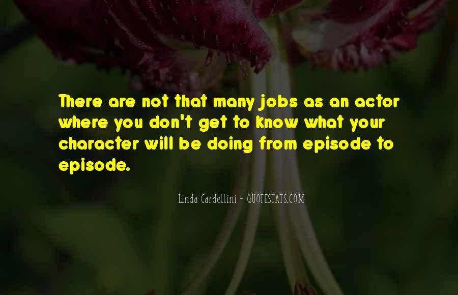 Linda Cardellini Quotes #763238
