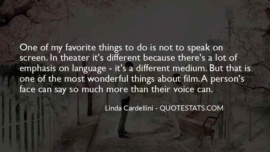 Linda Cardellini Quotes #957607