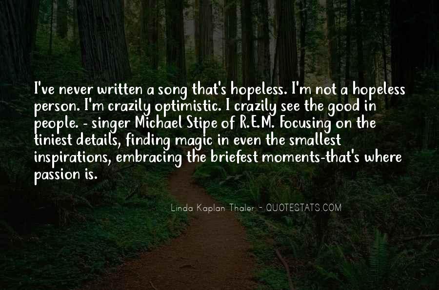 Linda Kaplan Thaler Quotes #1315570