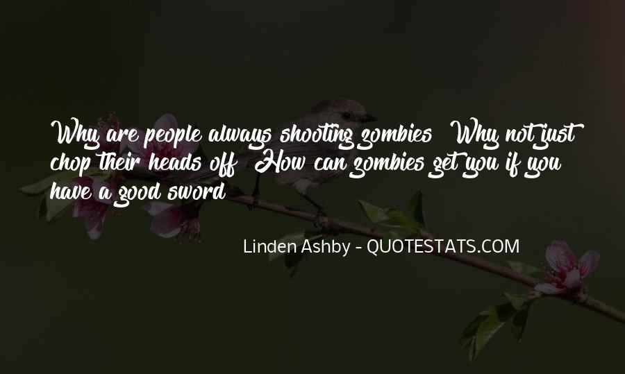 Linden Ashby Quotes #110498