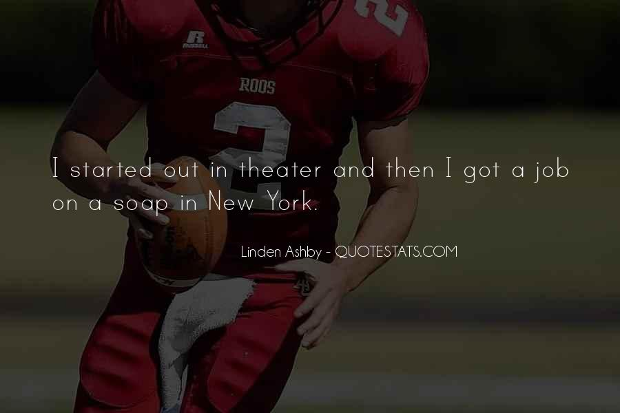 Linden Ashby Quotes #1266052