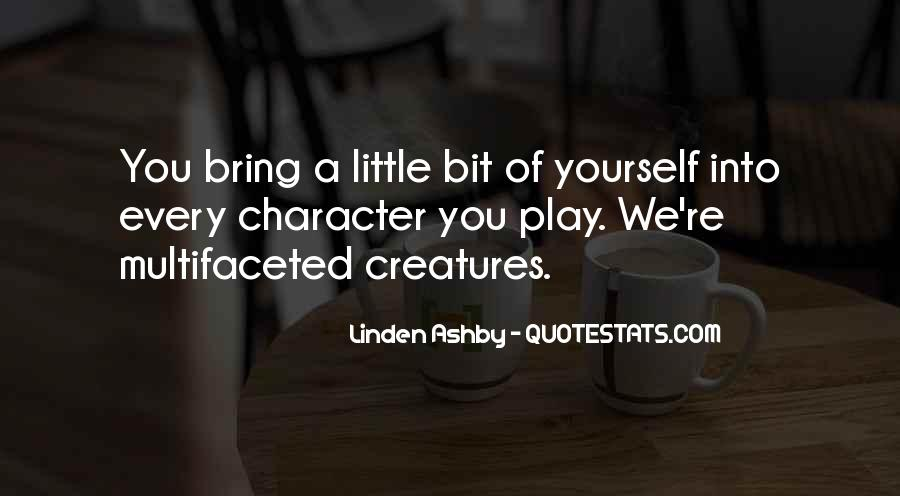 Linden Ashby Quotes #75310