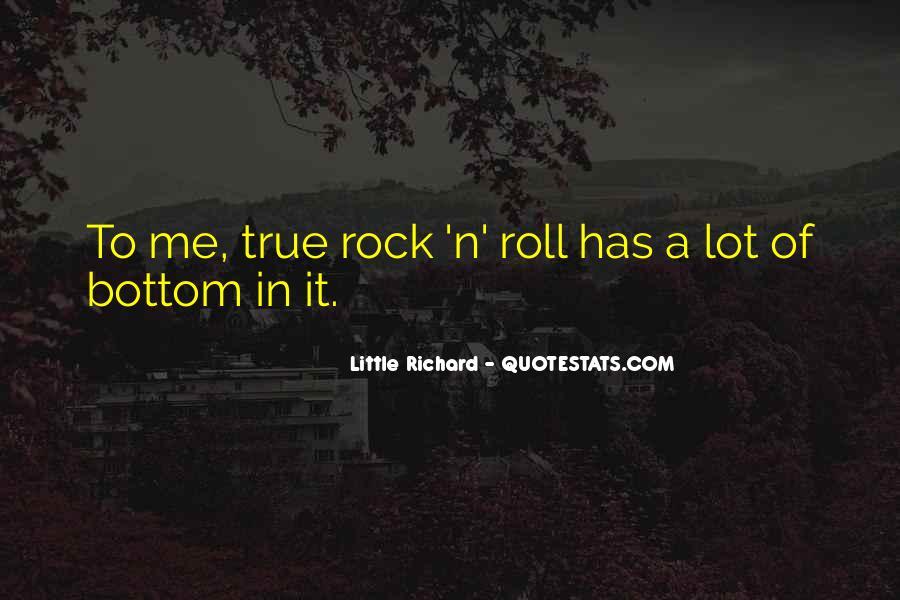 Little Richard Quotes #172344